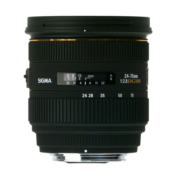 Sigma 24-70/2,8 DG EX IF HSM Canon