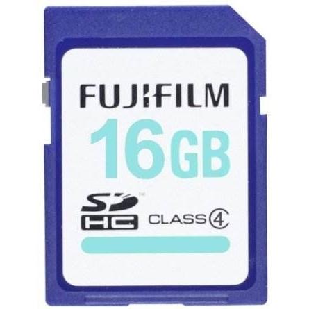 Fujifilm SDHC High Quality 16 GB (4004268)