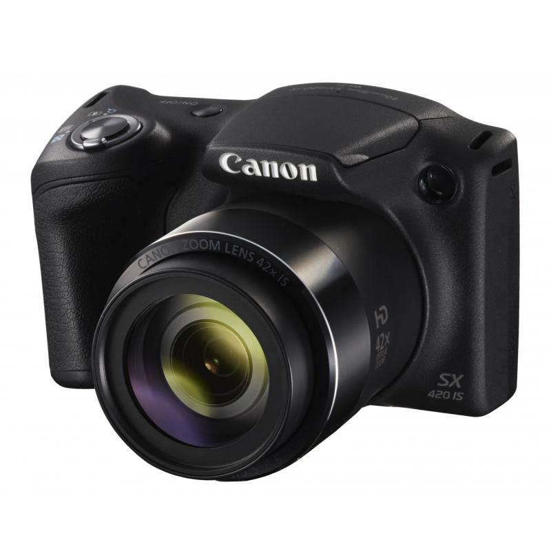 Canon PowerShot SX420 IS černá
