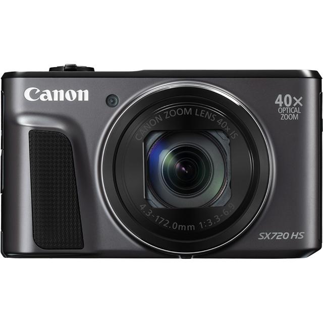 Canon PowerShot SX720 HS černá