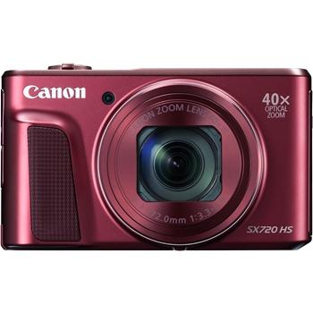 Canon PowerShot SX720 HS červená