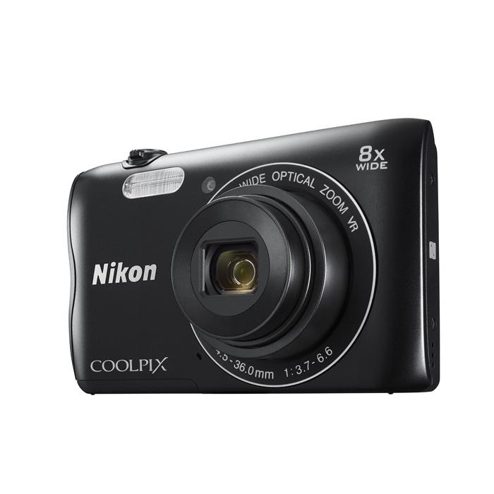 Nikon CoolPix A300 černá