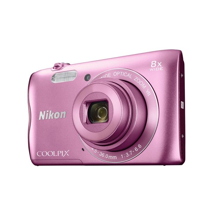 Nikon CoolPix A300 růžová