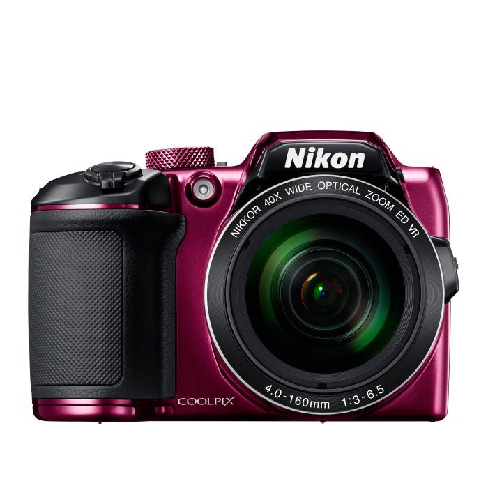 Nikon CoolPix B500 fialová