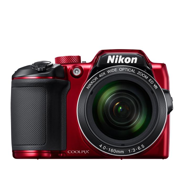 Nikon CoolPix B500 červená