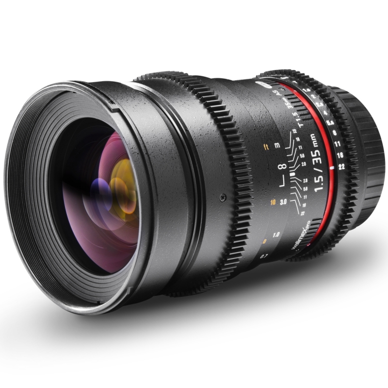 walimex pro 35/1,5 VDSLR pro Canon EF