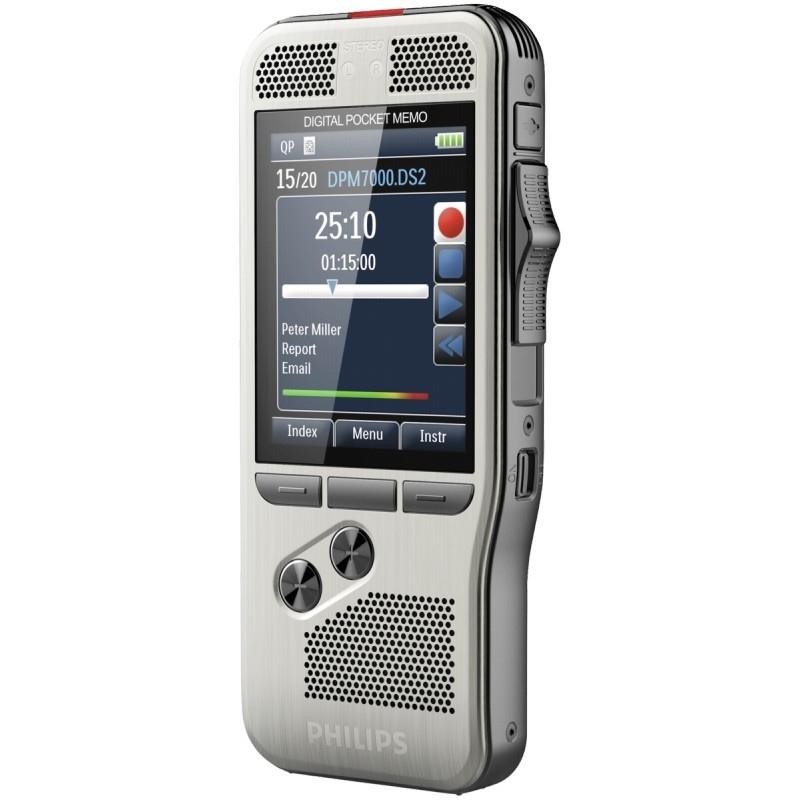 Philips DPM7270 stříbrná