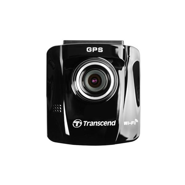 Transcend DrivePro 220 + 16 GB microSDHC černá