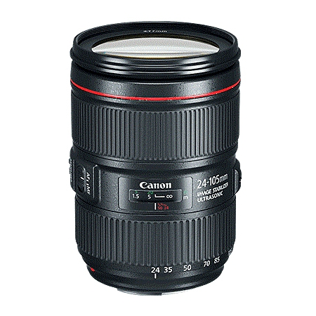 Canon EF-L 24-105/4,0 II IS USM