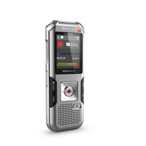 Philips DVT4010 stříbrná