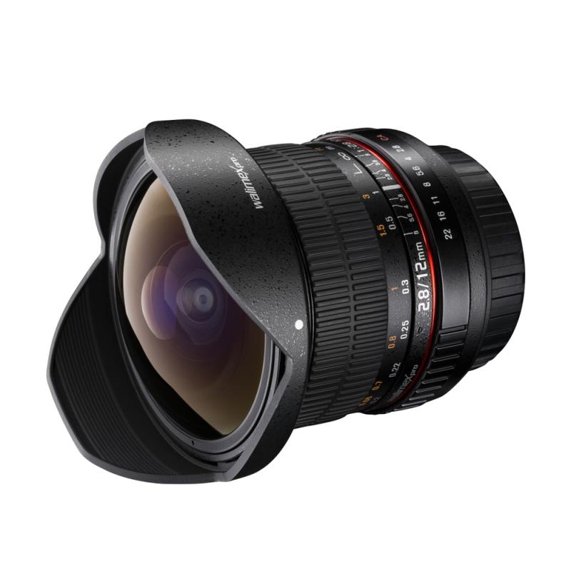 walimex pro 12/2,8 DSLR Fish-Eye pro Canon EF