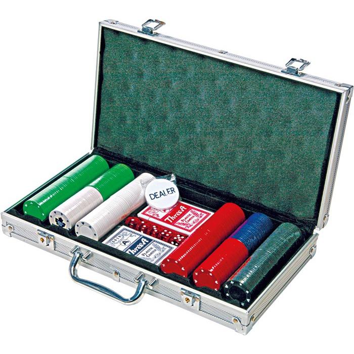 Sada Poker v kufříku