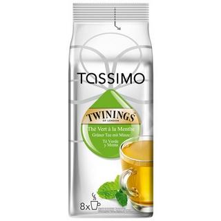 Tassimo Twinings zelený čaj s mátou T-Disc 16 ks