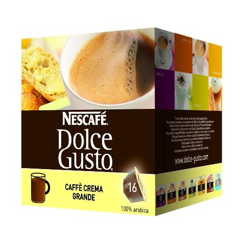Nescafé Dolce Gusto Caffe Crema Grande