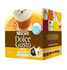 Nescafé Dolce Gusto Latte Macchiato bez cukru
