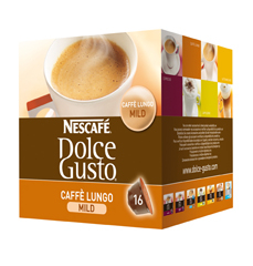 Nescafé Dolce Gusto Caffe Lungo Mild