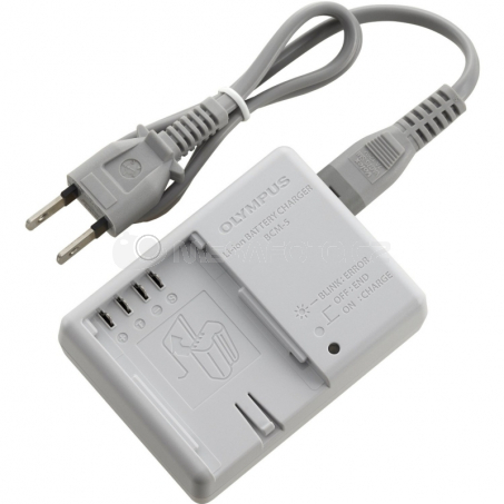 Olympus BCM-5 charger for BLM-5