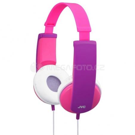 JVC HA-KD5P-E pink