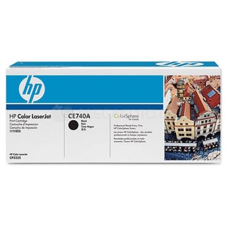 HP Toner black CE740A