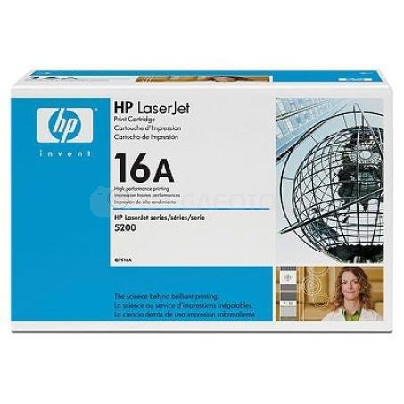 HP Toner Black Q7516A