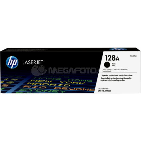 HP Toner black CE320A