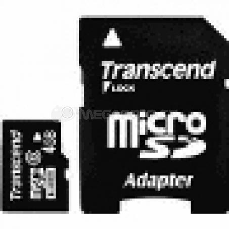 Transcend microSDHC Card 16 GB Class 10