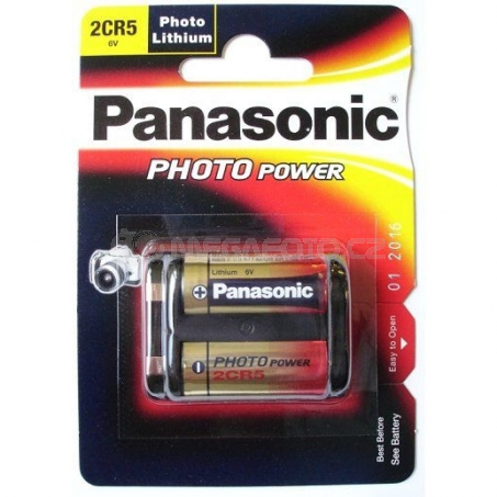 Panasonic Photo 2CR5