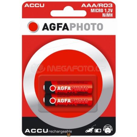 AgfaPhoto NiMh Micro 1000 mAh