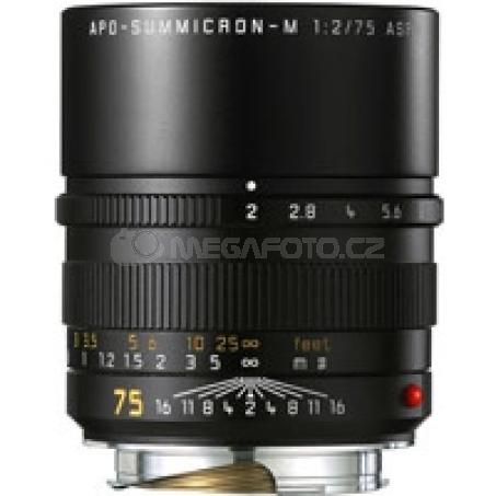 Leica APO-Summicron-M 75/2,0 Asph