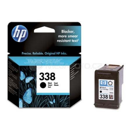 HP Nr.338 cartridge BK C8765E