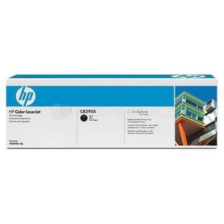 HP Toner  BK  CB390A