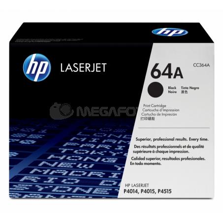 HP Toner CC364X black 64 X
