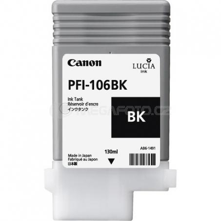 Canon PFI-106BK cartridge black