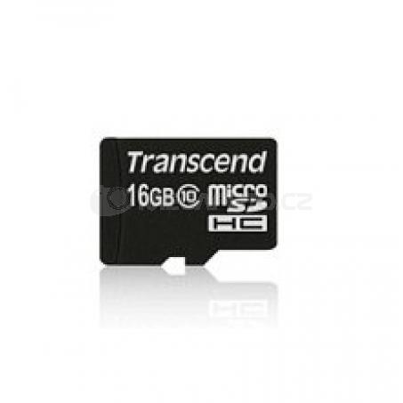 Transcend MicroSDHC Card 16GB Class 10 UHS-I