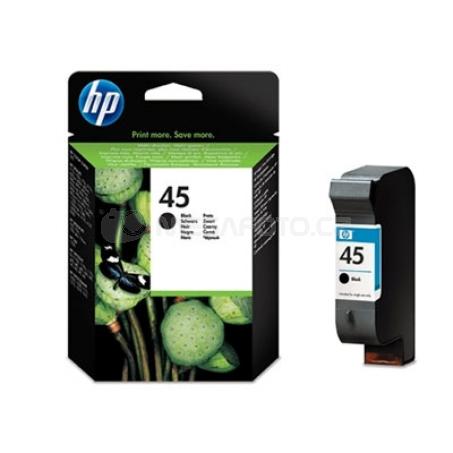 HP Nr.45 cartridge Q BK 51645A