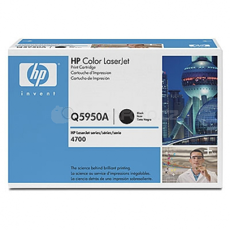 HP Toner Q5950A black