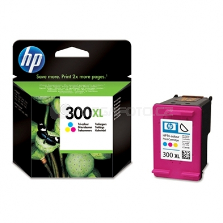 HP Nr.300 cartridge 3Farbig CC644EE
