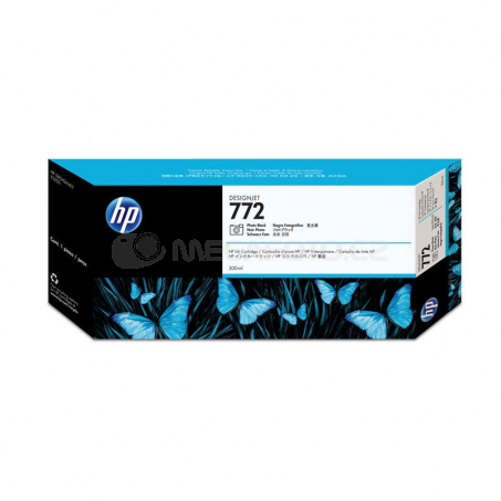 HP Nr.772 cartridge BK Foto CN633A