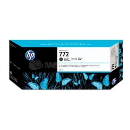 HP Nr.772 cartridge BK Matt CN635A