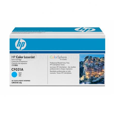 HP Toner CY CF031A