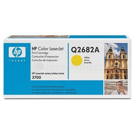 HP Toner  YE Q2682A