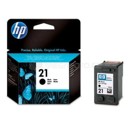 HP Nr.21 cartridge BK C9351A