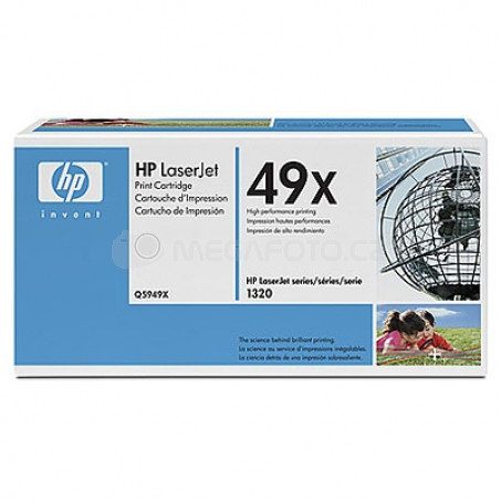 HP Toner Q5949XD black Twin Pack