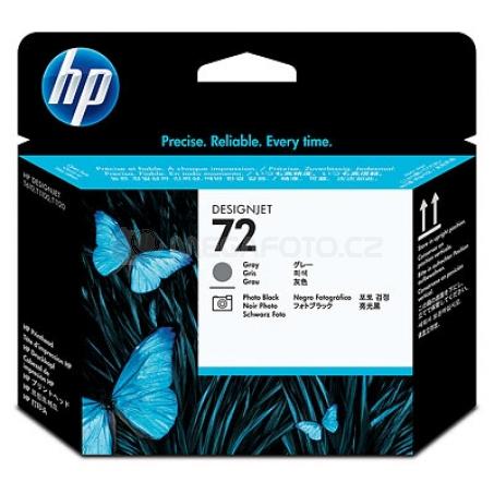 HP Nr.72 Printhead gy-bk Vivera C9380A