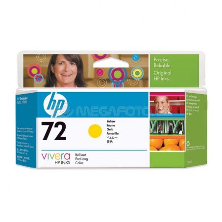 HP Nr.72 cartridge YE C9373A