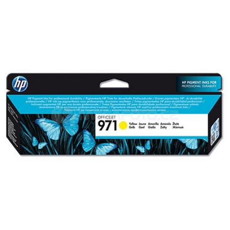 HP CN624AE cartridge yellow No. 971