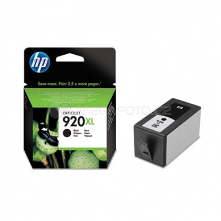 HP CD975AE cartridge black No. 920 XL
