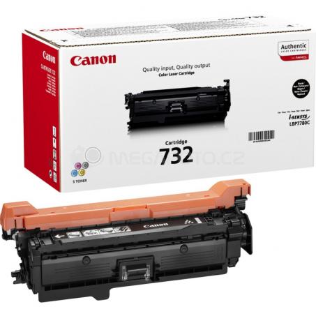 Canon Toner 732 BK black