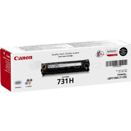 Canon Toner 731 H BK black