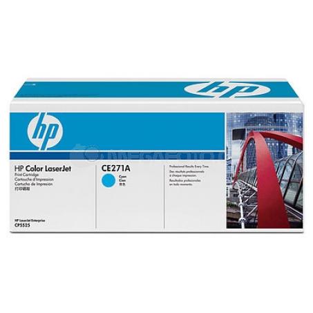 HP Toner CY  CE271A